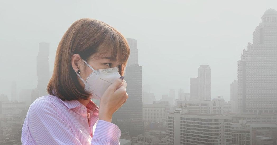 จริงหรือไม่? ฝุ่น PM 2.5 เป็นพาหะของไวรัส COVID-19